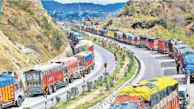 Indo-Pak LoC trade route conduit for militancy, terror funding - Sakshi