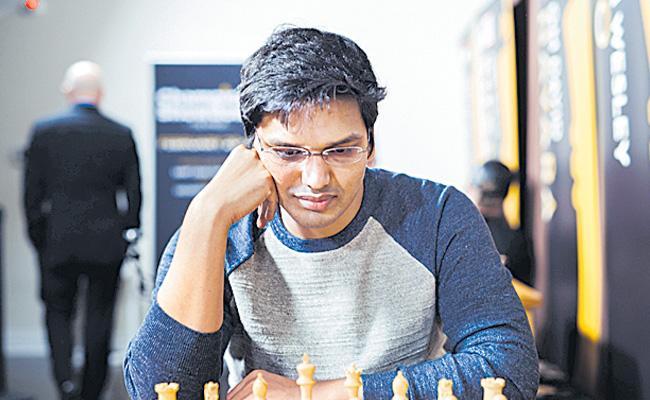 Second victory for Harikrishna - Sakshi
