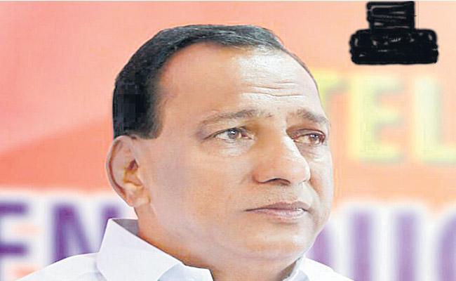 Complete Pending Tasks CH Malla reddy - Sakshi
