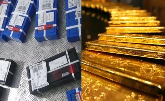 Is The Gold Seized In Tamilanadu Belongs To TTD - Sakshi