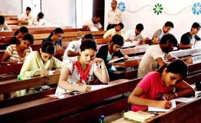 Eamcet Exams Start In Andhra Pradesh - Sakshi