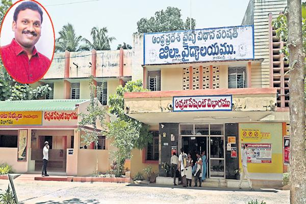 Child trafficking in East Godavari district Govt Hospitals - Sakshi