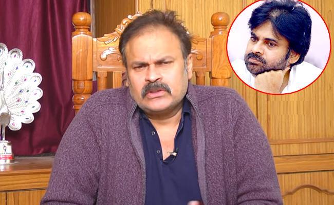 Nagababu Says Pawan Kalyan Is A IT Degree Holder - Sakshi