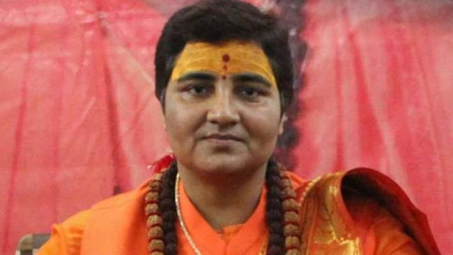 EC Issues Notice To Sadhvi Pragya For Remarks On Babri Masjid - Sakshi