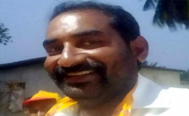 TDP Leader Arrested In Nellore - Sakshi