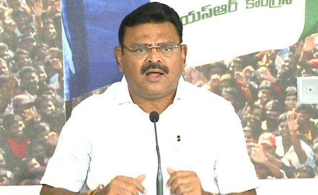 Ambati Rambabu Criticises CM Chandrababu Naidu - Sakshi