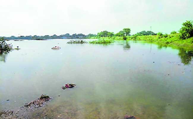 Telangana Govt Target Full The Ponds With Kaleshwaram Water - Sakshi
