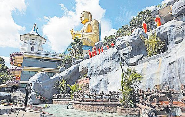 Tour operators, hotel owners worry terrorist attacks in Sri Lanka - Sakshi