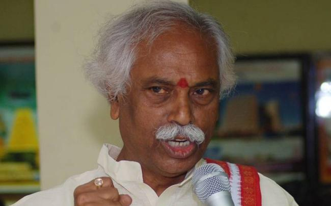 Bandaru Dattatreya Says Chandrababu Naidu Not To Win - Sakshi