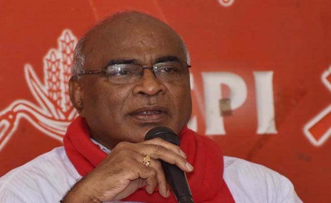 Chada Venkat Reddy reacts on Telangana Inter Board over result goof up - Sakshi