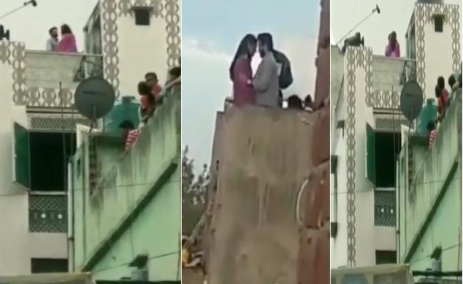 deepika and vikrant masseys lip locking scene gets leaked - Sakshi