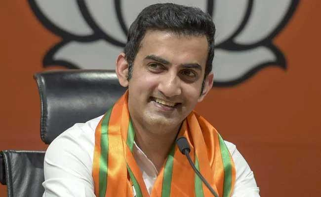 Gautam Gambhir To Contest From East Delhi Constituency - Sakshi