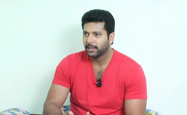 Jayam Ravi plays a farmer in next film - Sakshi