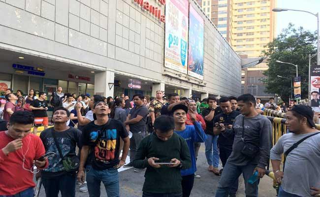 Earthquake Hits Philippines Capital Manila - Sakshi