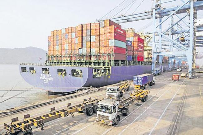 India is not a tariff king - Sakshi