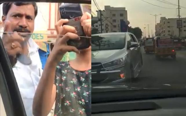 Mptc Suresh Yadav rules break video Viral - Sakshi
