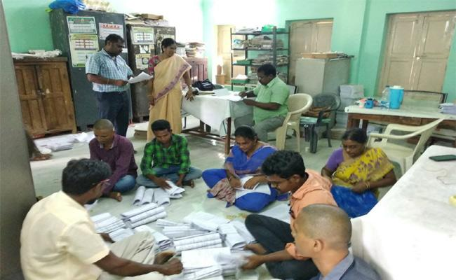 MPTC And ZPTC Elections All Arrangements Is Completed - Sakshi