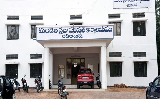Telangana MPTC And ZPTC Elections Nominations Start - Sakshi