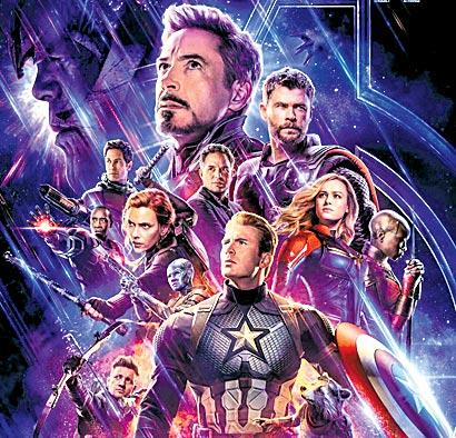 Avengers: Endgame ticket bookings now live across India - Sakshi