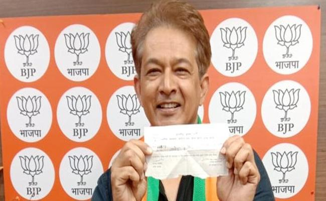 Celebrity Hair Stylist Jawed Habib Joins BJP - Sakshi