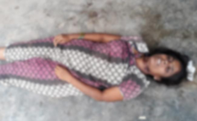 Women Commits Suicide When Husband Harassment Visakhapatnam - Sakshi