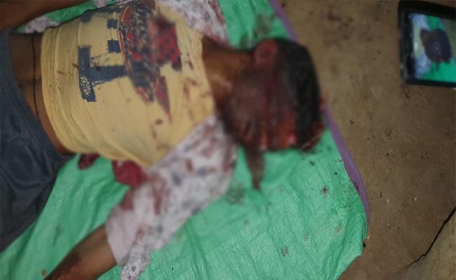 Brother Attack Murder Attempt Mahabubnagar - Sakshi