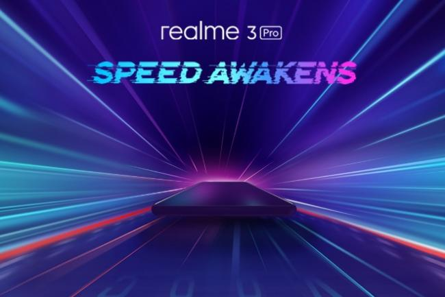 Realme 3 Pro to Launch in India Today - Sakshi