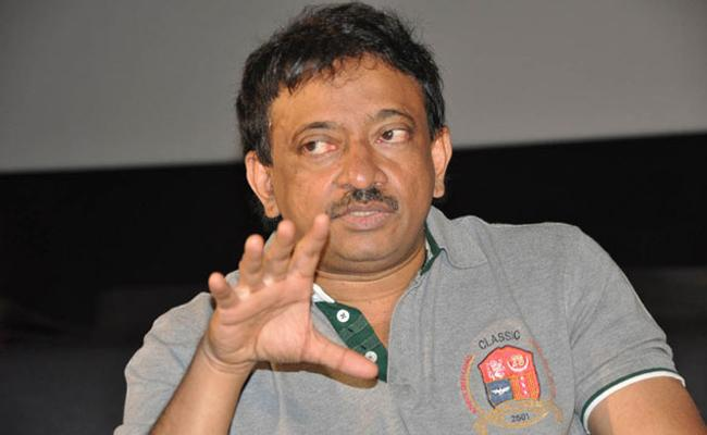 Ram Gopal Varma On TIGER KCR Movie - Sakshi