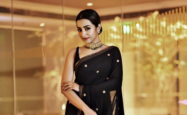 Trisha Raangi Movie In Anirudh Music Direction - Sakshi