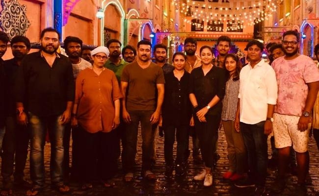 Shoot of Jyothika And Revathy Starrer Action Comedy Wrapped Up - Sakshi