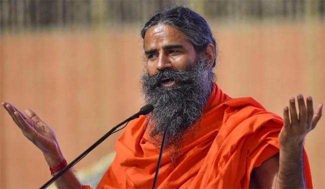 Ramdev Says Cruelty Meted Out To Pragya Thakur In Jail Not Fair - Sakshi