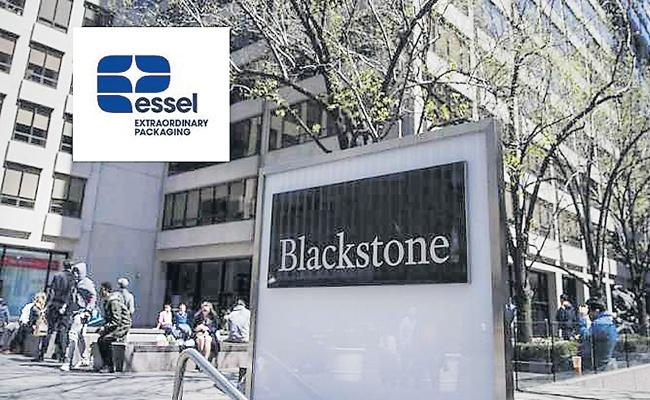 Blackstone Group to acquire majority stake in Essel Propack  - Sakshi