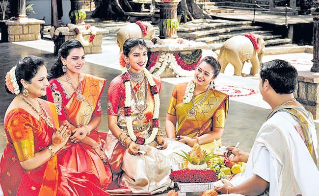 Malabar Gold Bride of India - Sakshi