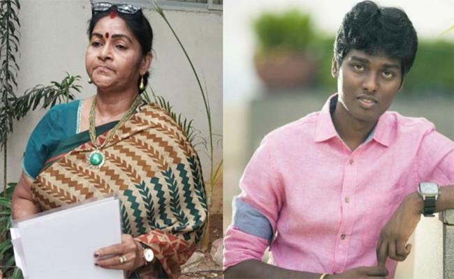 Junior artist accuses director Atlee - Sakshi
