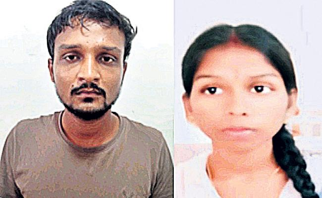 Couple Arrest in Gold Robbery Case Hyderabad - Sakshi