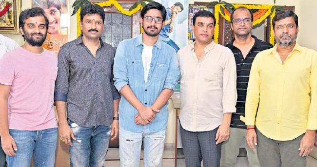 Raj Tarun new film Iddari Lokam Okate movie launch - Sakshi