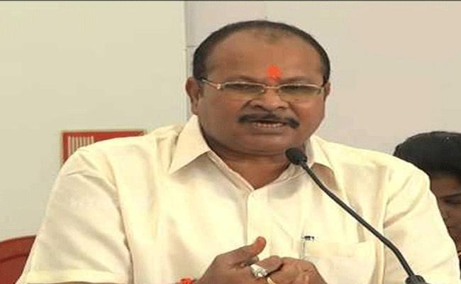 BJP AP President Kanna Laxmi Narayana Slams Chandrababu Naidu In Guntur - Sakshi