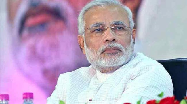 PM Modi Fires On Naveen Patnaik Over Poll Violence - Sakshi