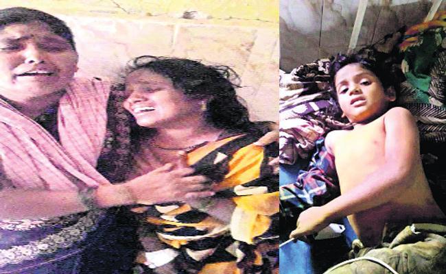 Boy Died in Prakasam - Sakshi