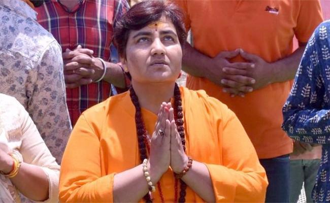 Ticket to Pragya singh is a Dangerous Tendency - Sakshi