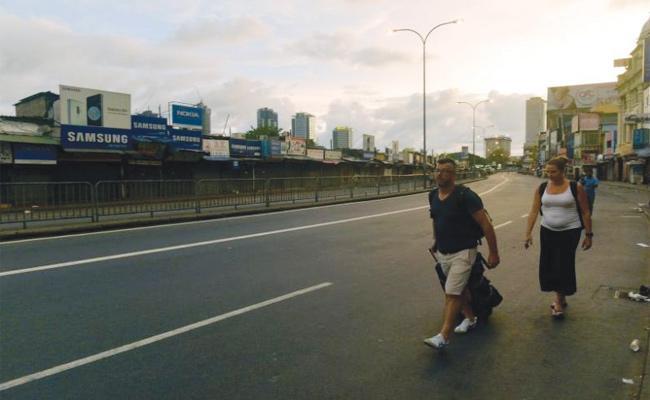 Sri lanka Bomb Blast Effect on Hyderabad Tourism - Sakshi