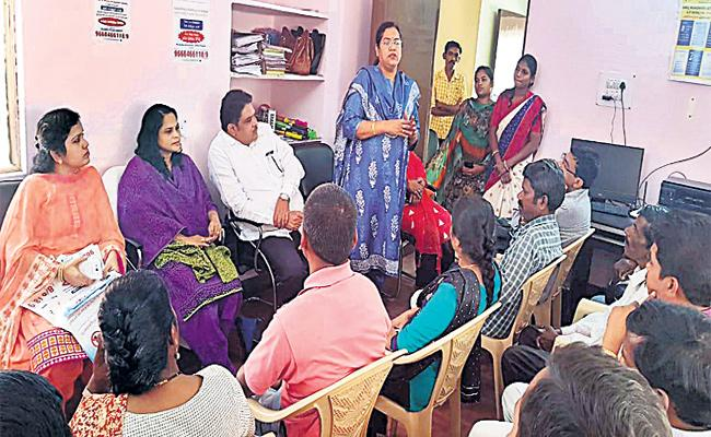 Bharos Cell For Women in Hyderabad - Sakshi
