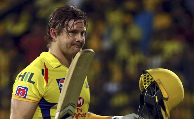 CSK Beat SRH By 6 Wickets - Sakshi