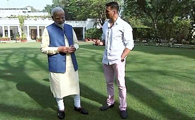 PM Narendra Modi Says Have Several Friends in Opposition - Sakshi