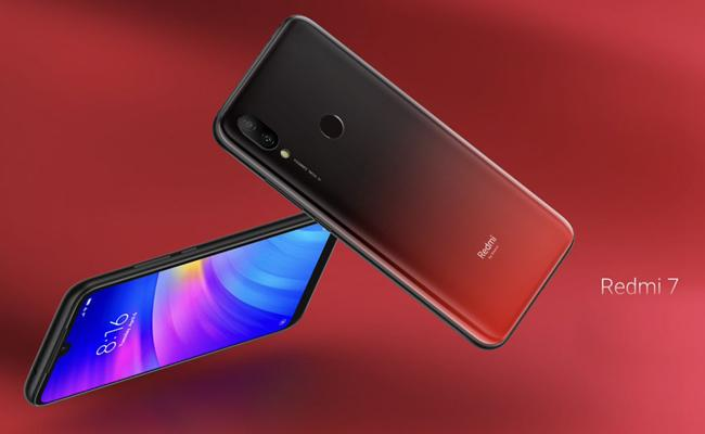 Redmi 7 Launched in India - Sakshi