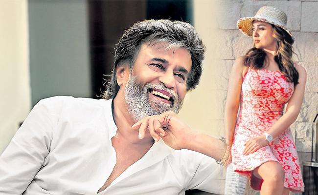 Darbar: Nayanthara joins the sets of Rajinikanth film in Mumbai - Sakshi