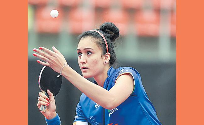 Suthirta Mukherjee upsets Sabine Winter, easy win for Manika Batra at ITTF World Championship - Sakshi
