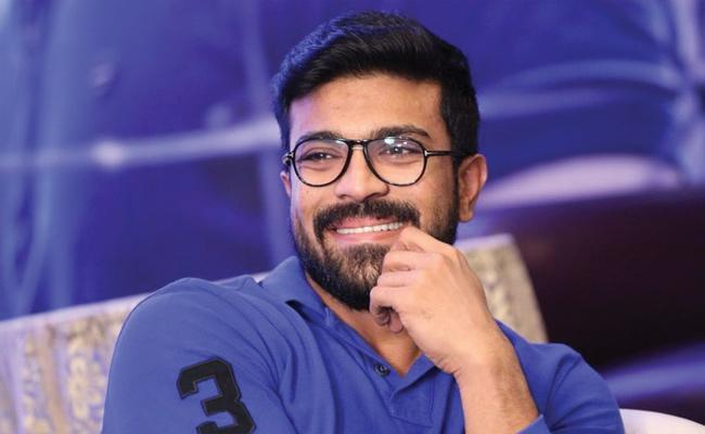 Ram Charan receives love all the way from Japan - Sakshi