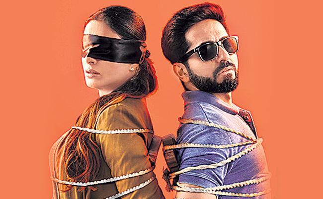 Ayushmann Khurrana, Tabu starrer Andhadhun - Sakshi