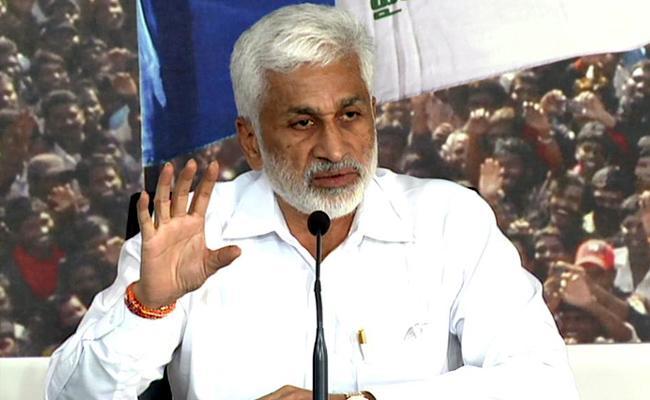 Vijayasai Reddy Slams Chandrababu Naidu Over TTD Issue - Sakshi